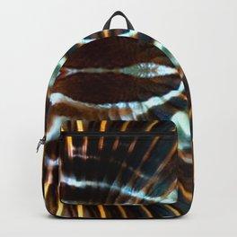 Lionfish Pattern Backpack