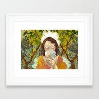 drink Framed Art Prints featuring Drink by Rommel Joson