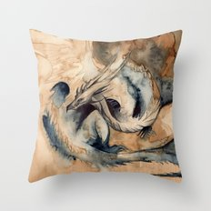 PAYNE'S DRAGON Throw Pillow