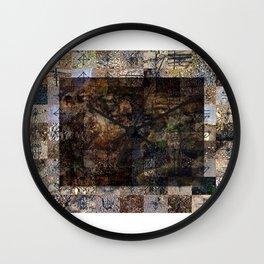 Hardstanding 04 Wall Clock