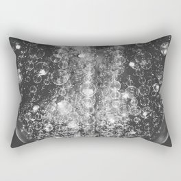 Bubble Lights Rectangular Pillow