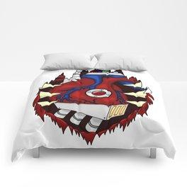 Artificial Heart Comforters