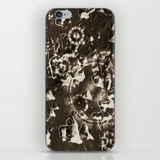 Faerie Tunes Upon The Moon iPhone & iPod Skin