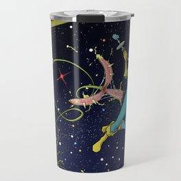 Astro Girl Travel Mug