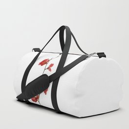 Branch with flowers Duffle Bag