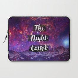 The Night Court Laptop Sleeve