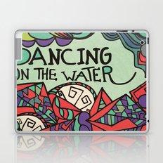 Dancing on water Laptop & iPad Skin