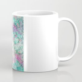 French Lace interpretation.  Coffee Mug