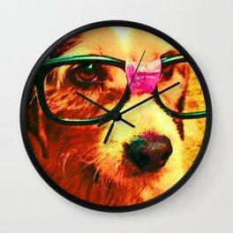 Nerd Dawg Wall Clock