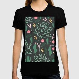 Cactus Garden Summer T-shirt