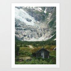 Norway V Art Print