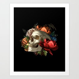 Can These Bones Live? Art Print