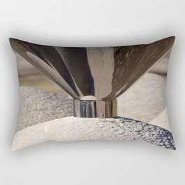 Étrange, strange Rectangular Pillow