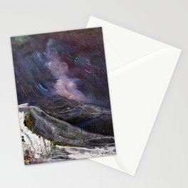 Northern Mountain Stationery Cards