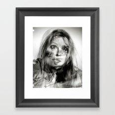 Sharon Mix 2 Framed Art Print