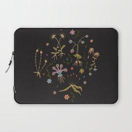 Flora of Planet Hinterland Laptop Sleeve
