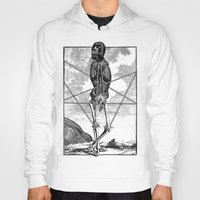 pagan Hoodies featuring Pagan practioners by DIVIDUS
