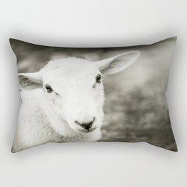 Lamb Sheep Rectangular Pillow
