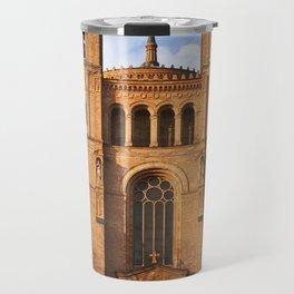 Sant Thomas Church in Berlin Travel Mug
