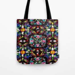 Ecuadorian Stained Glass 0760 Tote Bag