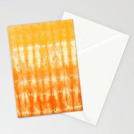 Ombre' Nori Shibori Yellow  Stationery Cards