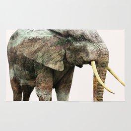 Elephant Transformation #society6 #decor #animalprint Rug