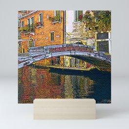 Travel - Venice Mini Art Print