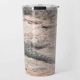Desert Spiny Lizard, No. 2 Travel Mug