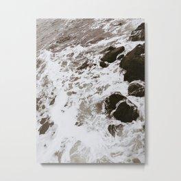 Winter sea 4 Metal Print