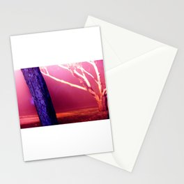 night tree life Stationery Cards