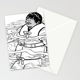 Life Jacket Stationery Cards