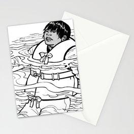 Life Jacket Stationery Cards