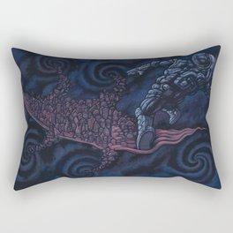 Subtraction Rectangular Pillow