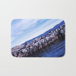 Seals and sea lions. Bath Mat