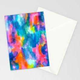 Paradise (Blue) Stationery Cards
