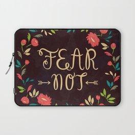 Fear Not Laptop Sleeve