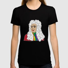 Amadeus Rainbow Gay Pride T-shirt