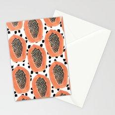 Bold Papayas Stationery Cards