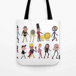 Street Life Tote Bag