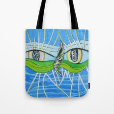 Say what you mean to Say Tote Bag