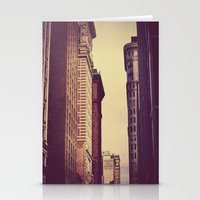 inception Stationery Cards featuring Inception by Caleb Troy