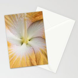 Full Bloom Yeller Stationery Cards