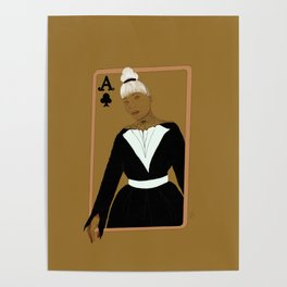 Ace of Clubs Poster