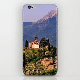 Town of Barga iPhone Skin