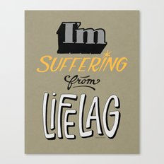 lifelag Canvas Print