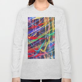 Silent Waves Long Sleeve T-shirt