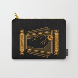 Constants and Variables Carry-All Pouch