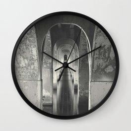 Tulsa Bridge's Wall Clock