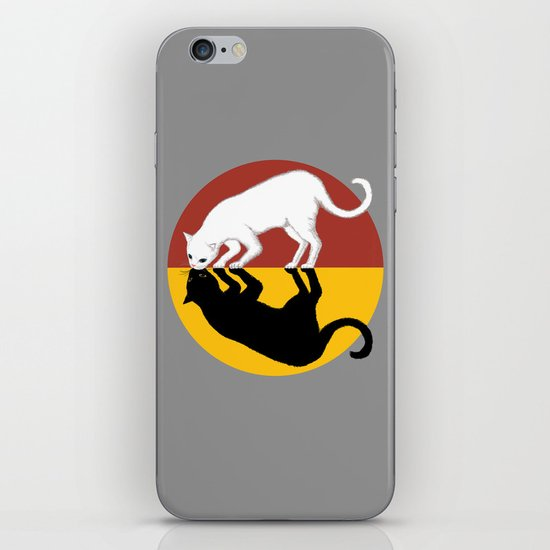 Solar & Lunar iPhone & iPod Skin
