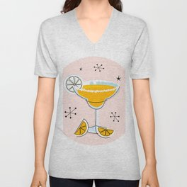 Luxury margarita Drink Unisex V-Neck